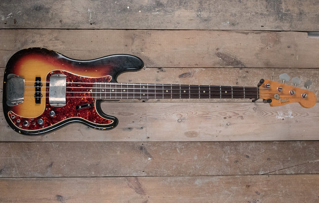 Fender 1966 Precision Bass