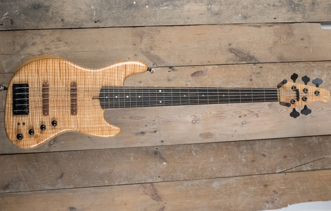 Anaconda Ultra J5E Fretless