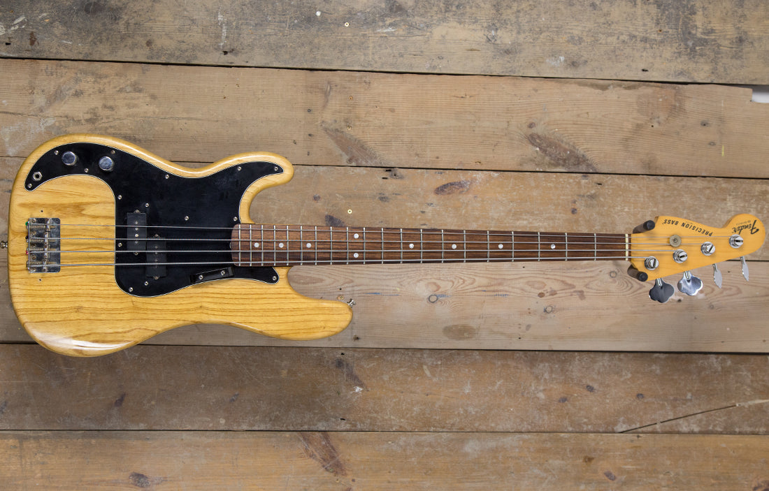 Fender Left Handed Precision 1978
