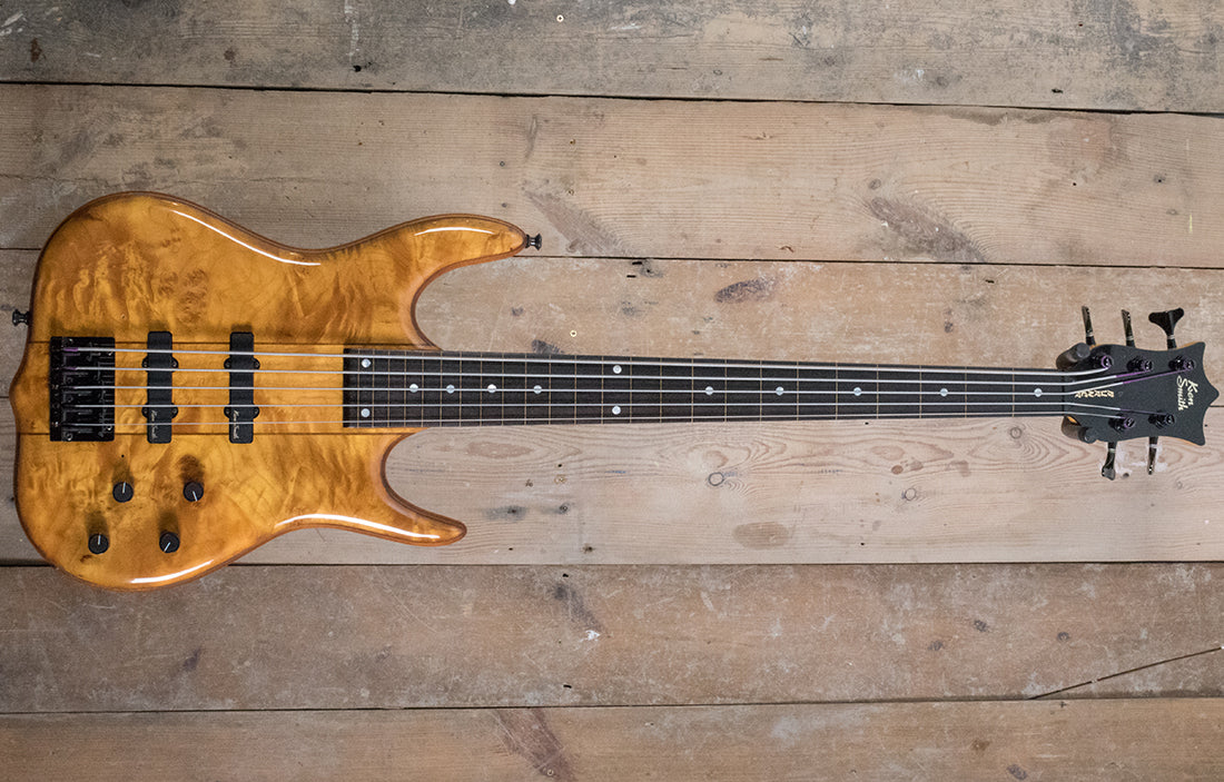 Ken Smith Burner 5 Artist Fretless