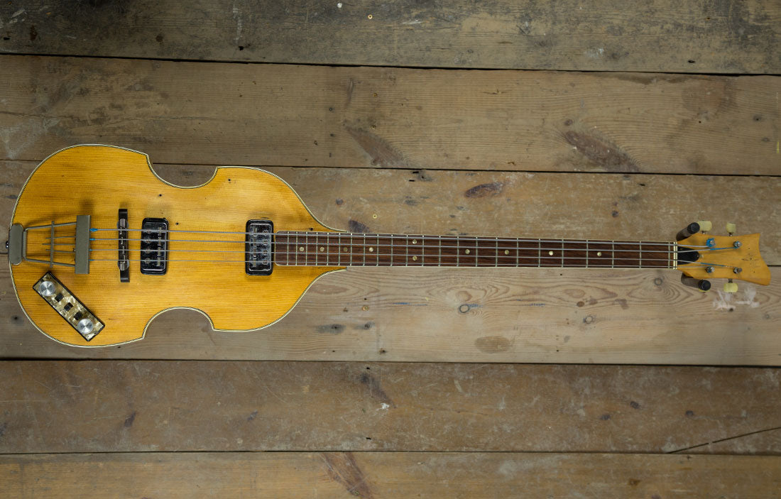 Hofner Violin Bass 1962/63