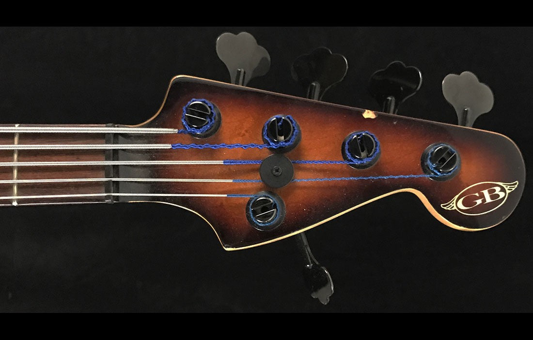 GB Basses Spitfire 5 - The Bass Gallery