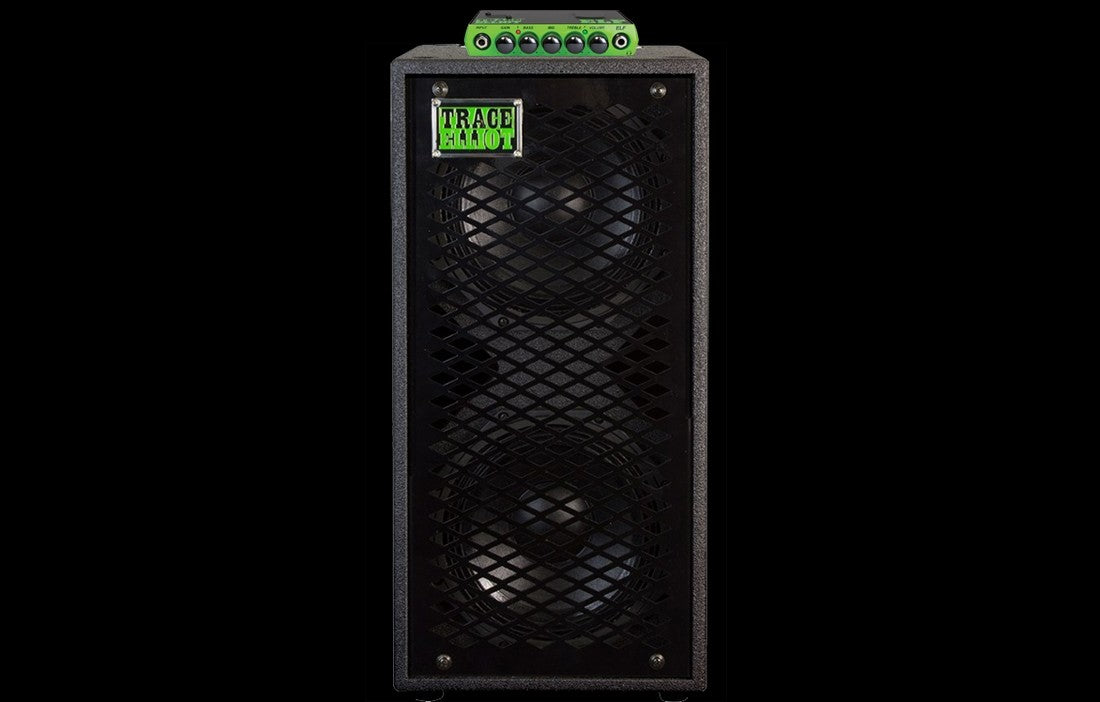 Trace Elliot Elf Rig (Elf Head & 2x8 Cab) - The Bass Gallery