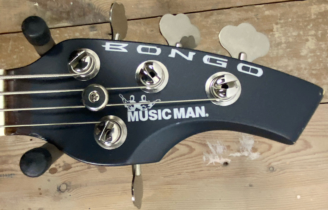 Ernie Ball Music Man Bongo