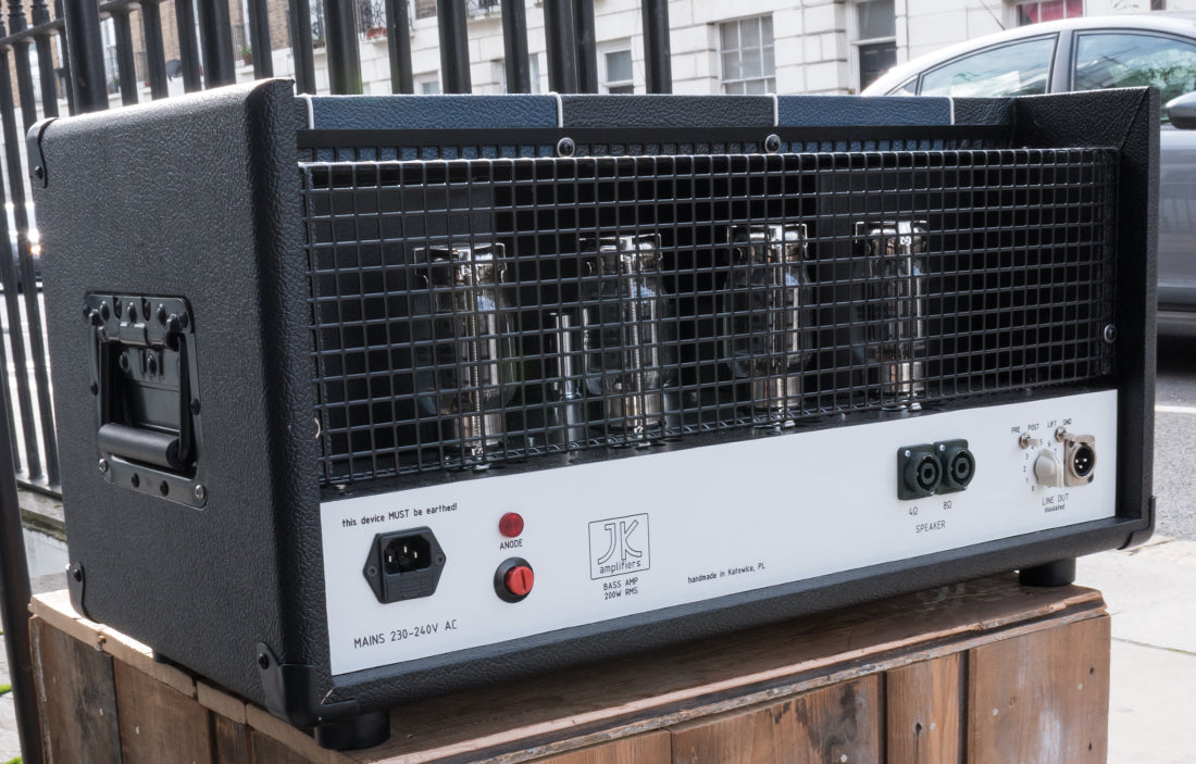 JK Amplifiers 200w Head