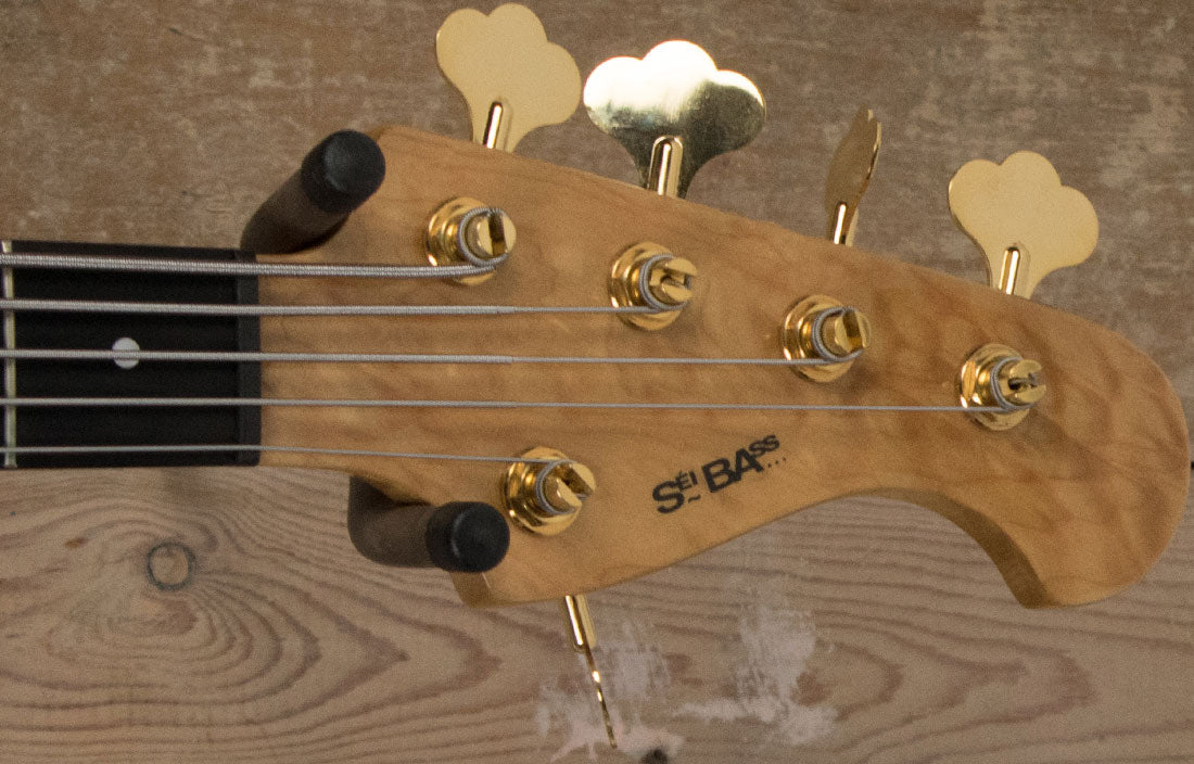 Sei Bass Jazz V