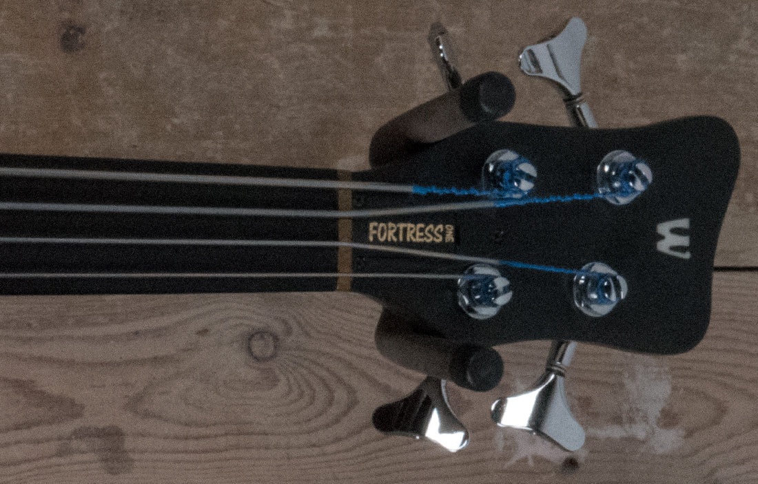 Warwick Fortress One Fretless