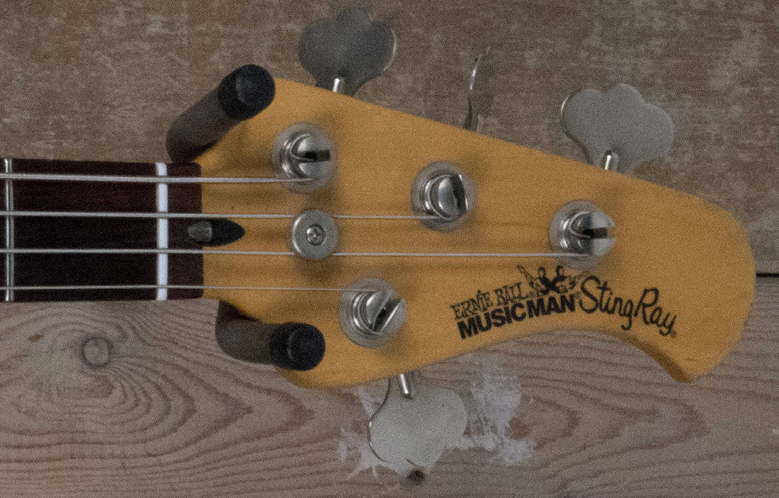 Ernie Ball MusicMan Stingray 1989