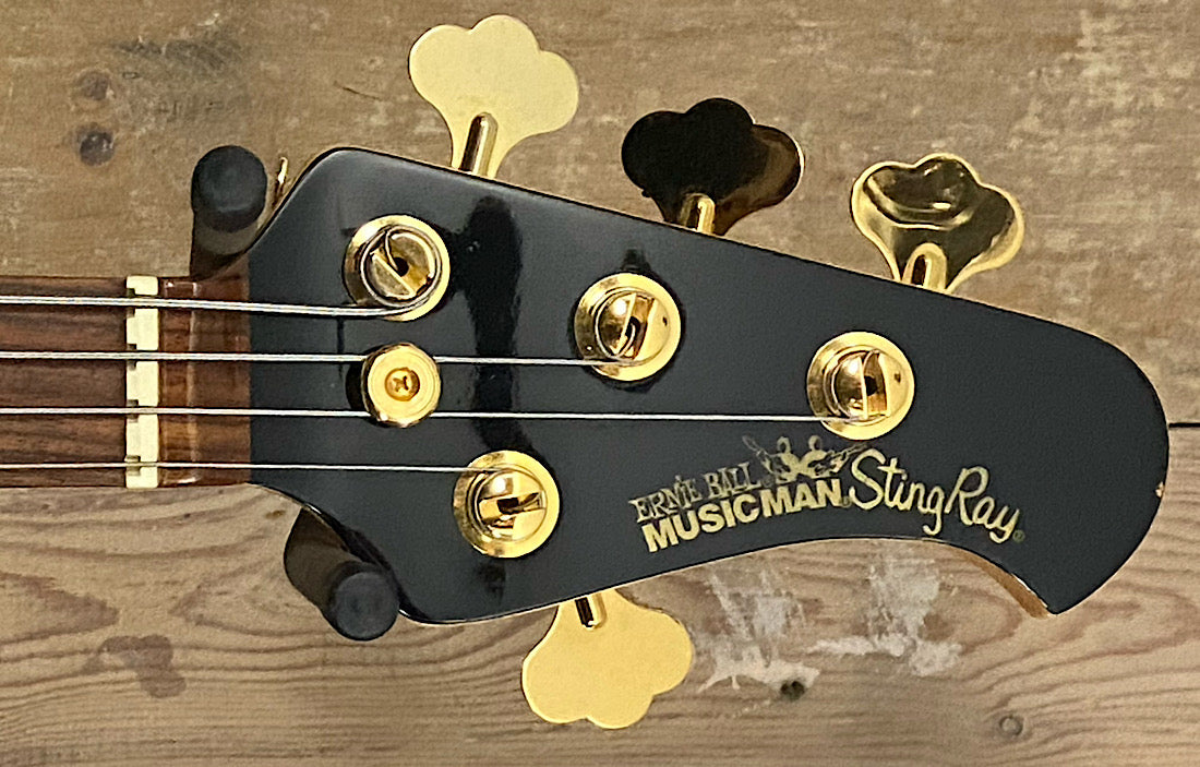 Ernie Ball MusicMan Stingray