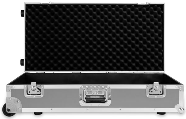 Pedaltrain Classic PRO with Wheeled Tour Case - The Bass Gallery