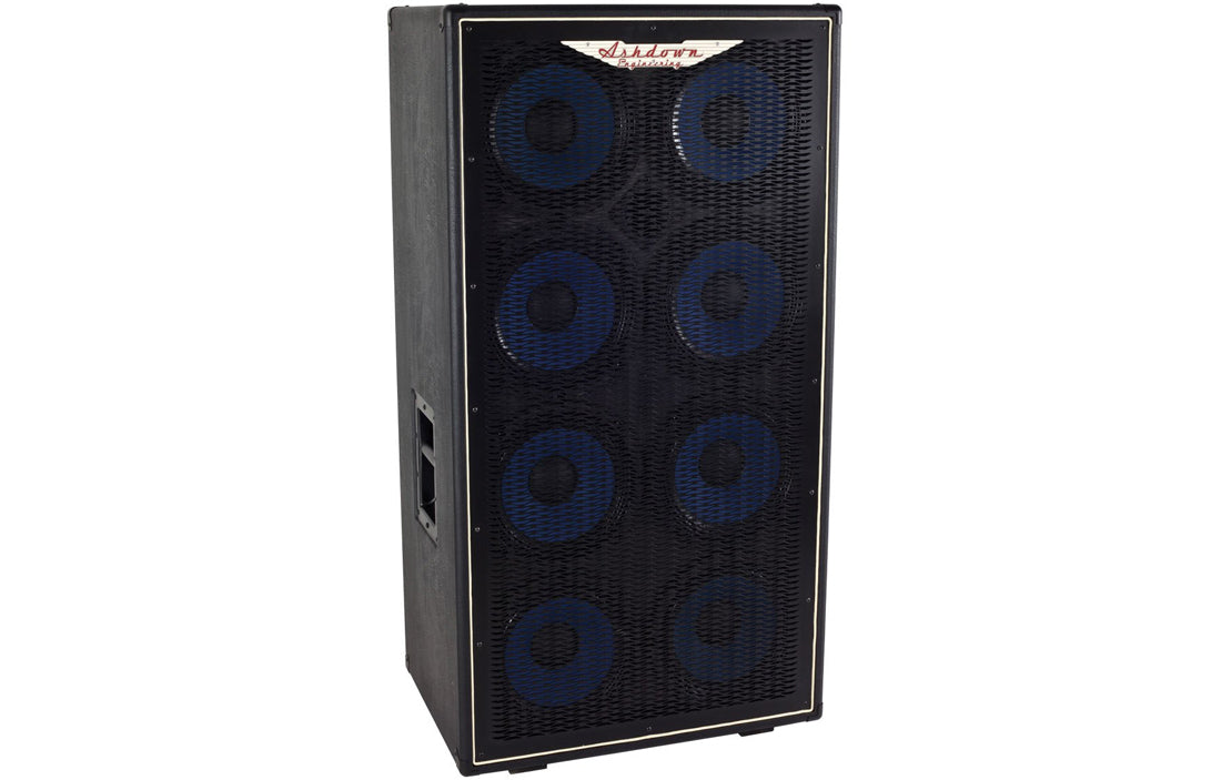 Ashdown ABM-810H-EVO IV Cabinet - The Bass Gallery