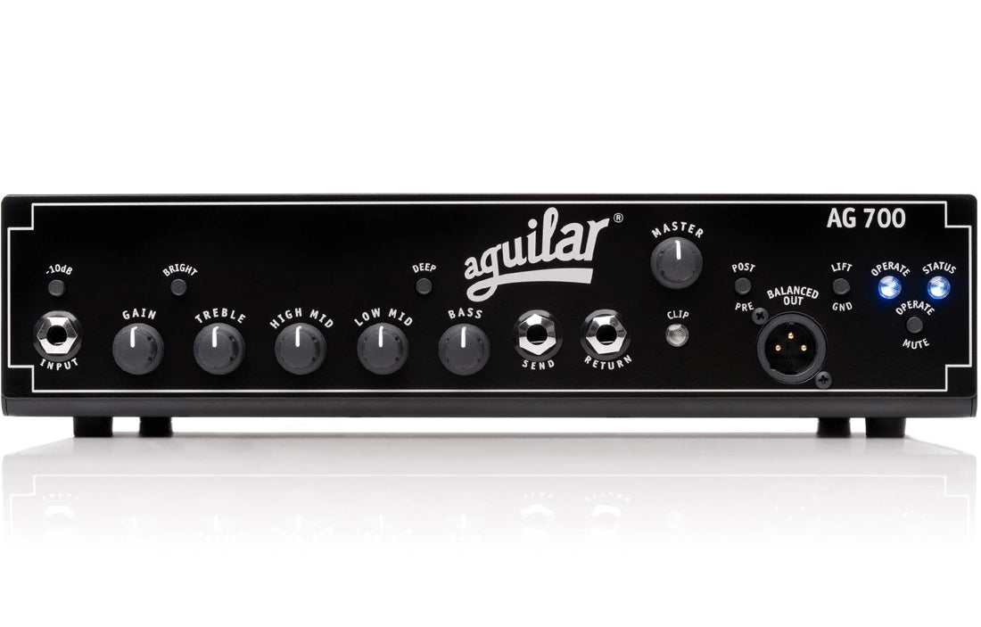 Aguilar AG700 - The Bass Gallery