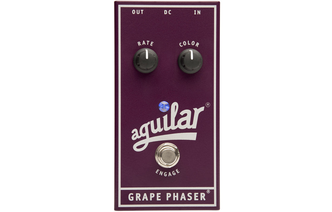 Aguilar Grape Phaser - The Bass Gallery