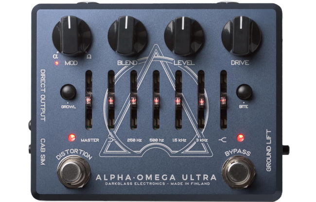 Alpha Omega Ultra - The Bass Gallery