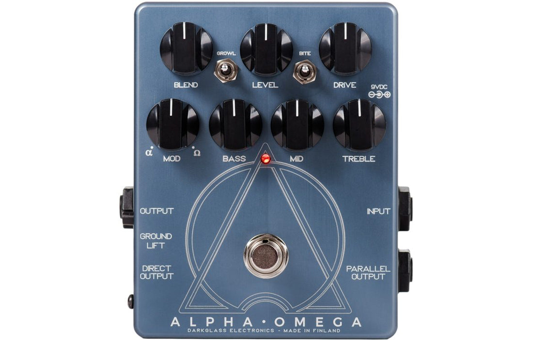 Darkglass Electronics Alpha Omega - The Bass Gallery