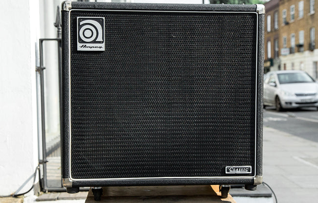 Ampeg Classic SVT-15EN - The Bass Gallery