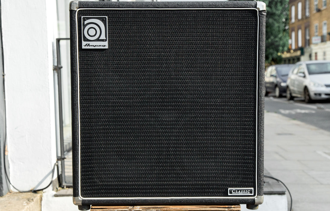 Ampeg SVT-410HEN - The Bass Gallery