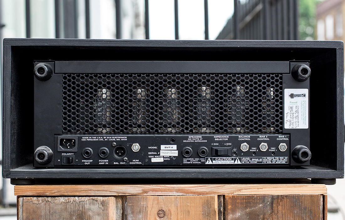 Ampeg SVT II Pro - The Bass Gallery