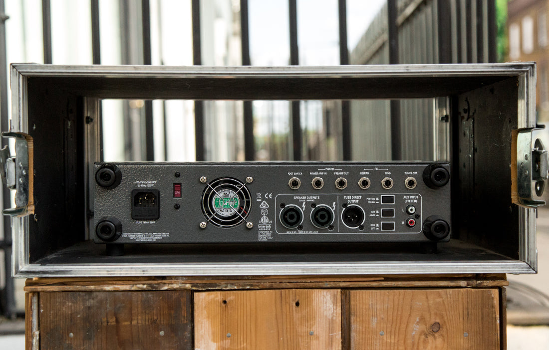 Ampeg SVT-7 Pro - The Bass Gallery