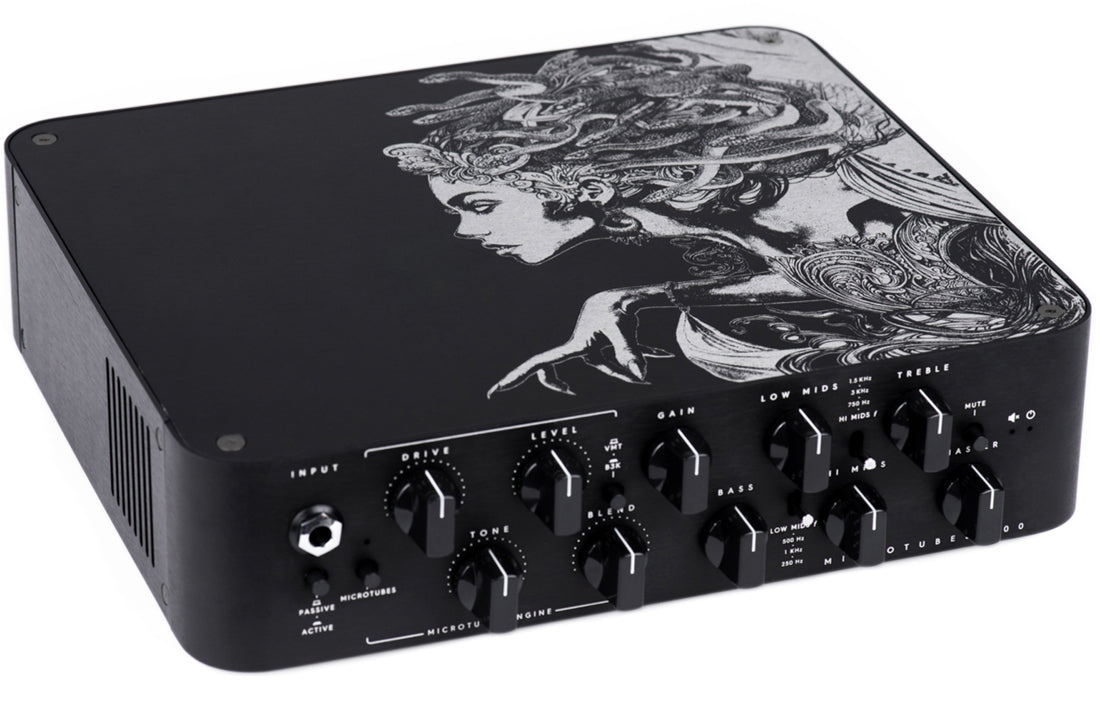 Darkglass Microtubes 900 Limited Edition - The Bass Gallery