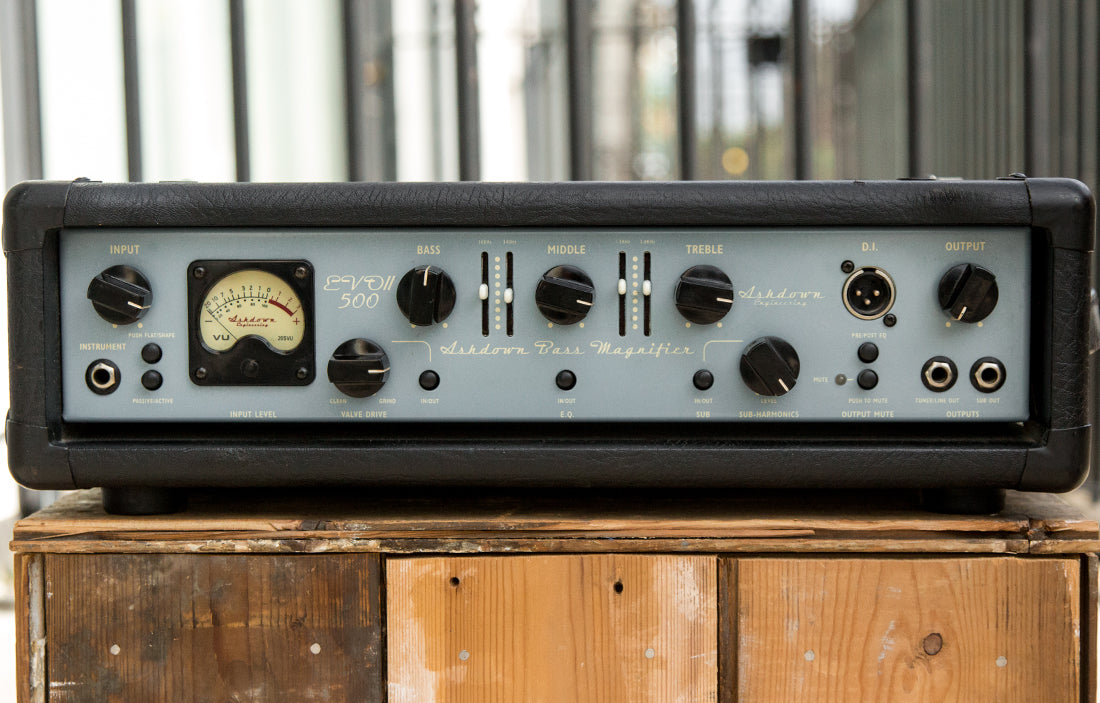 Ashdown ABM-500-II - The Bass Gallery
