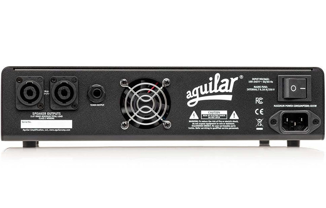 Aguilar Tone Hammer 700 - The Bass Gallery