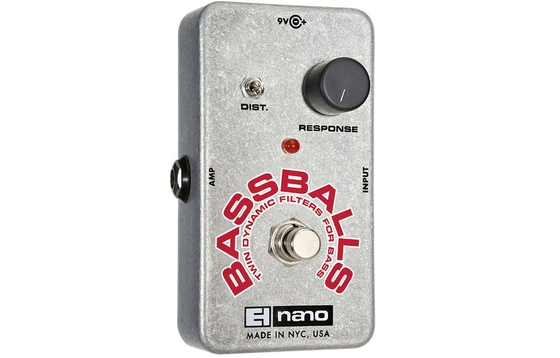 Electro Harmonix Bass Balls - The Bass Gallery