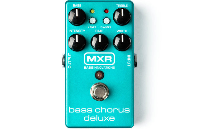 MXR  Bass Chorus Deluxe M83 - The Bass Gallery