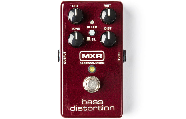 MXR Bass Distortion M85 - The Bass Gallery