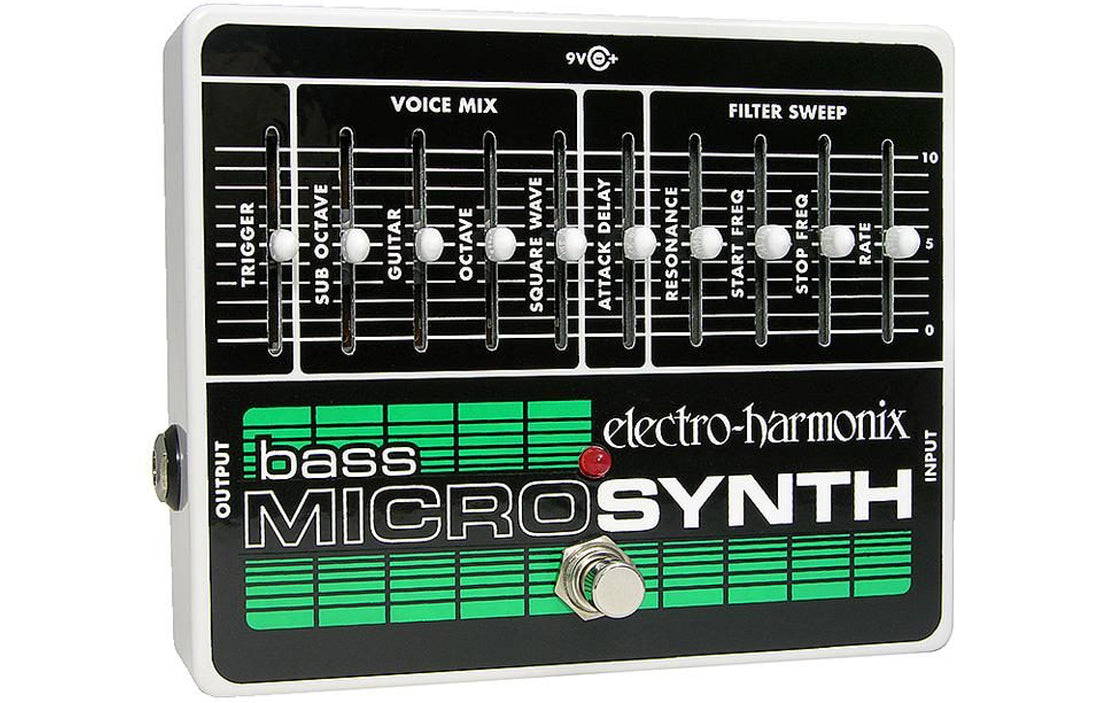 Electro Harmonix Bass Micro Synth - The Bass Gallery