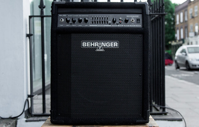 Behringer Ultrabass BXL-900 (EX-DEMO) - The Bass Gallery