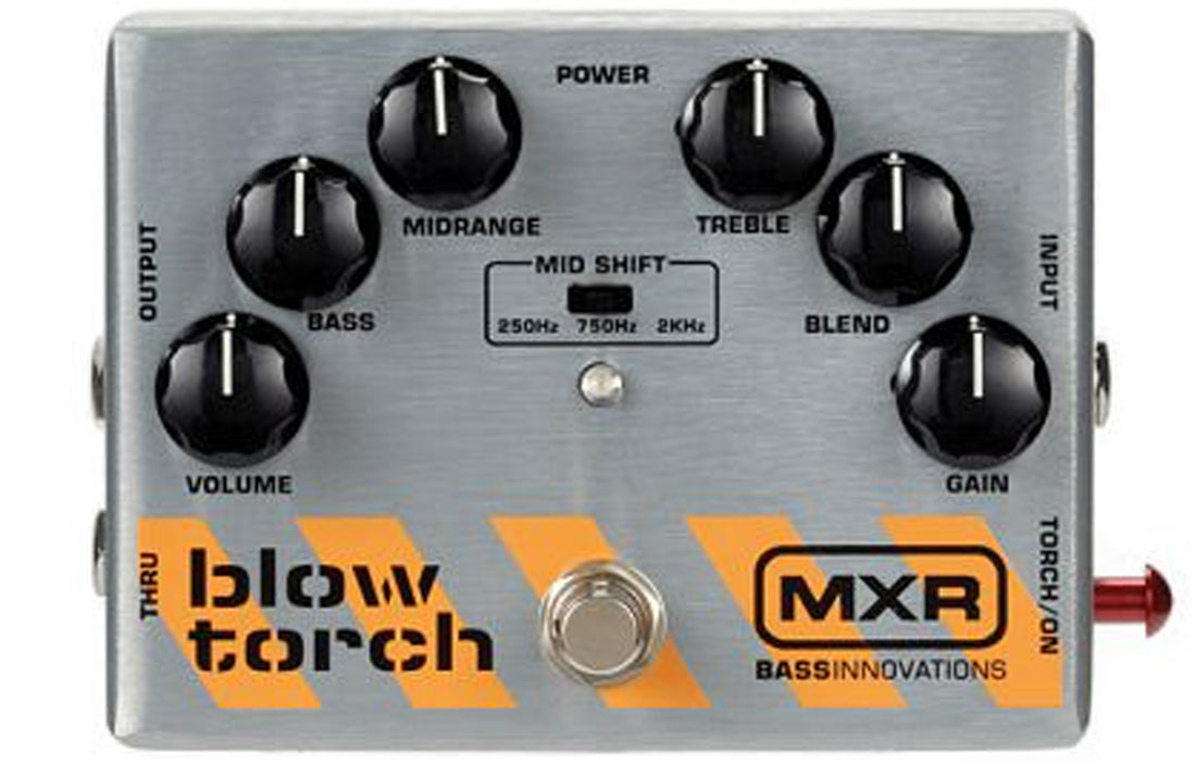 MXR Blow Torch M181 - The Bass Gallery