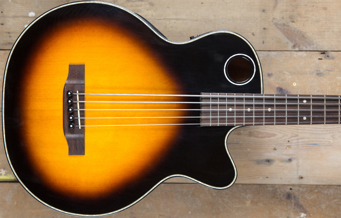 Boulder Creek Guitars EBR1-TB5 - The Bass Gallery