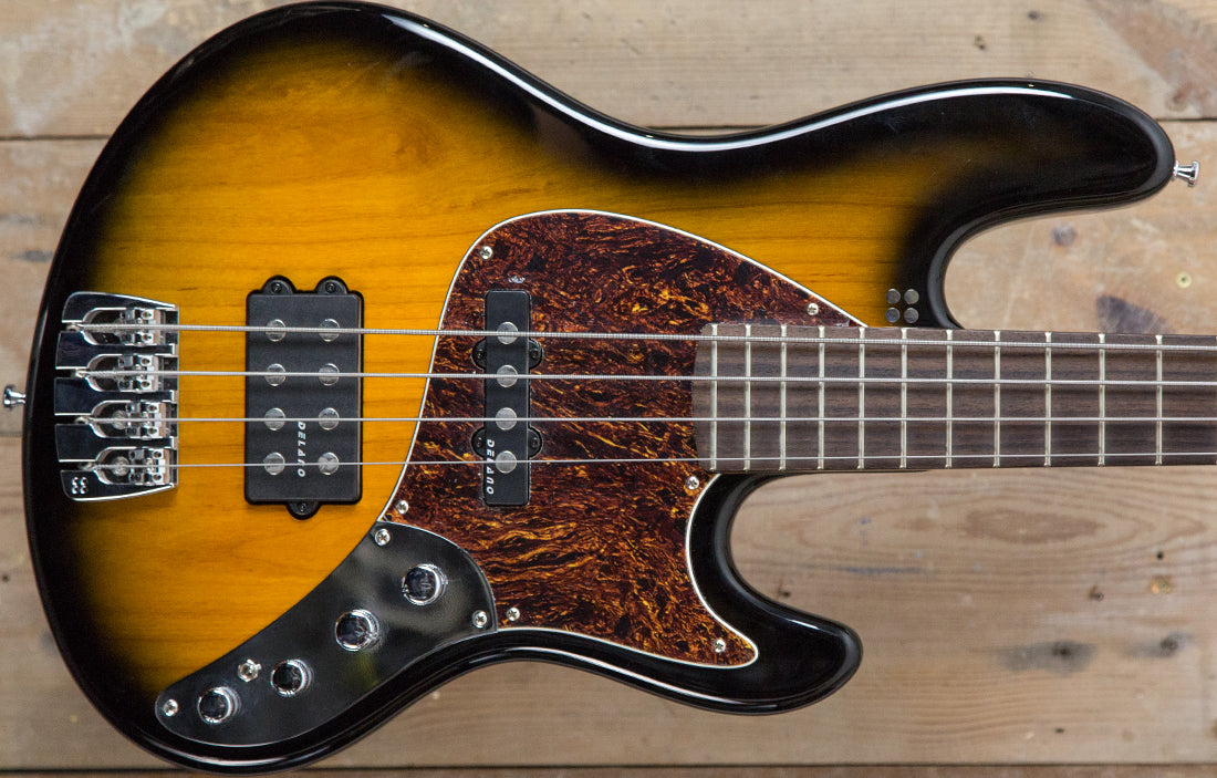 Sandberg California TM4 - The Bass Gallery