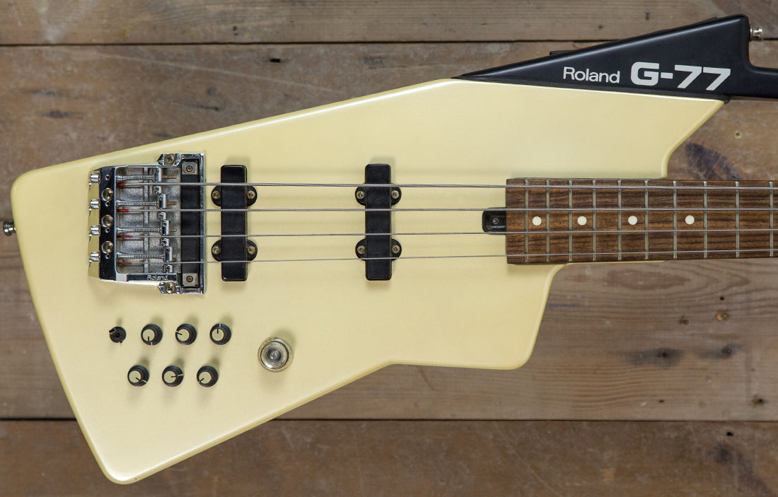 Roland G-77 - The Bass Gallery