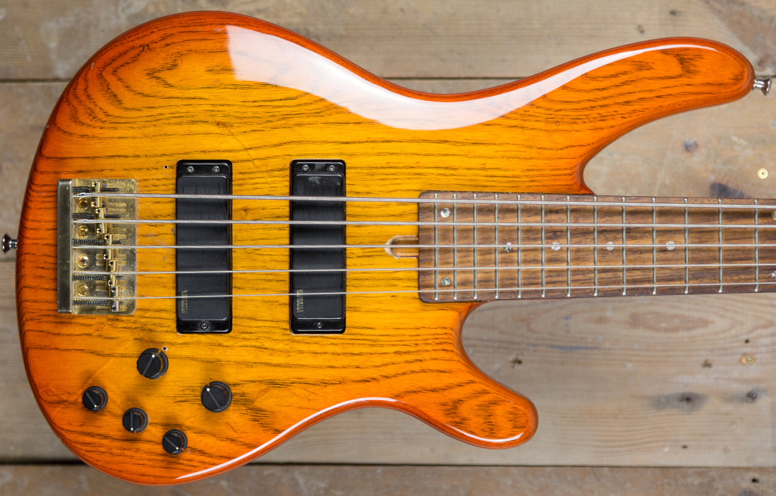 Yamaha TRB-5II - The Bass Gallery