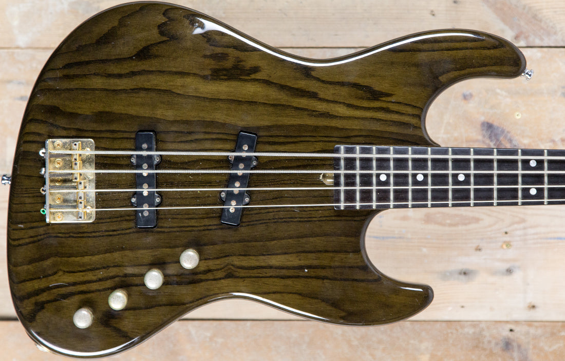 Moon Jazz Bass - The Bass Gallery