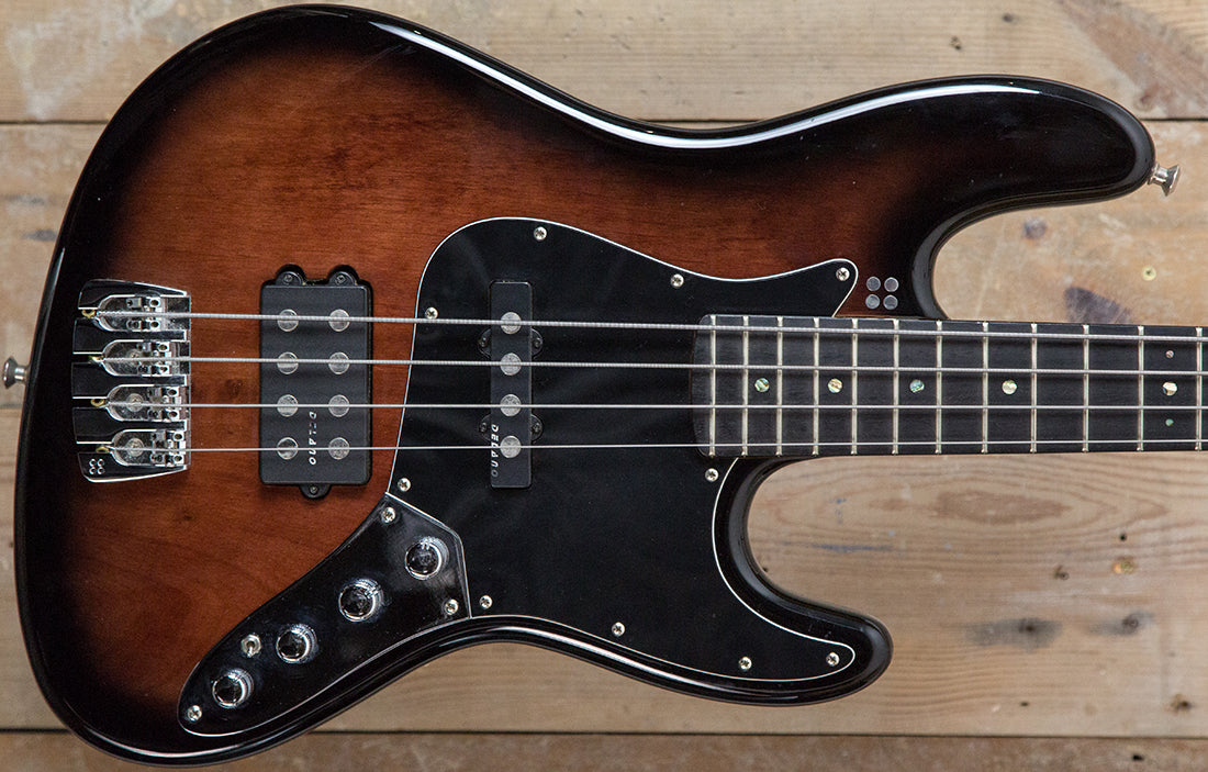 Sandberg TM4 - The Bass Gallery