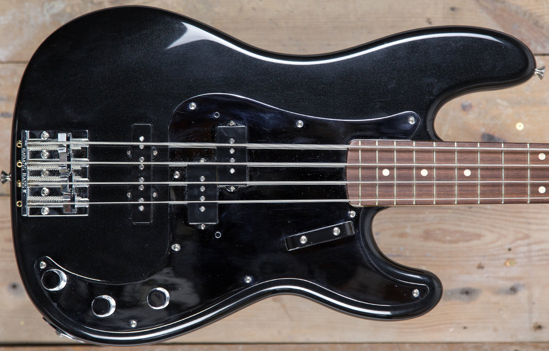Fender Custom Shop 59 Precision Bass NOS - The Bass Gallery