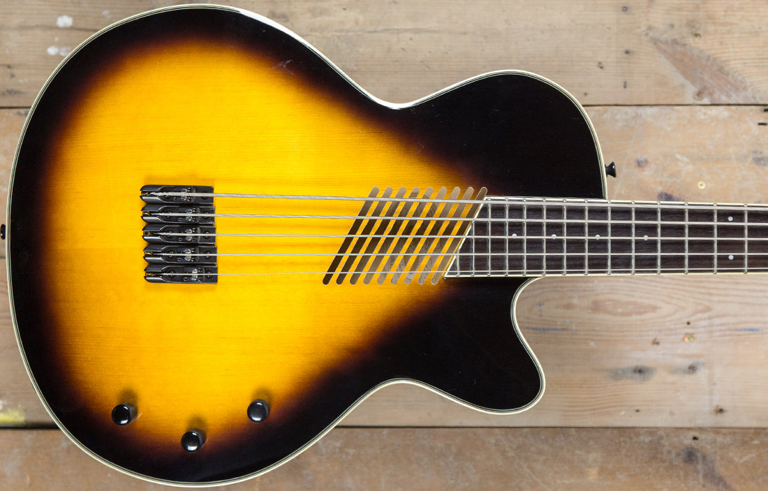 Washburn AB45VS - The Bass Gallery