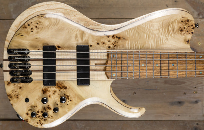 Ibanez BTB845SC-NTL - The Bass Gallery