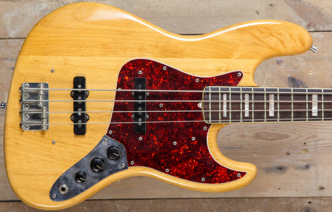 Fender Jazz 1972 - The Bass Gallery