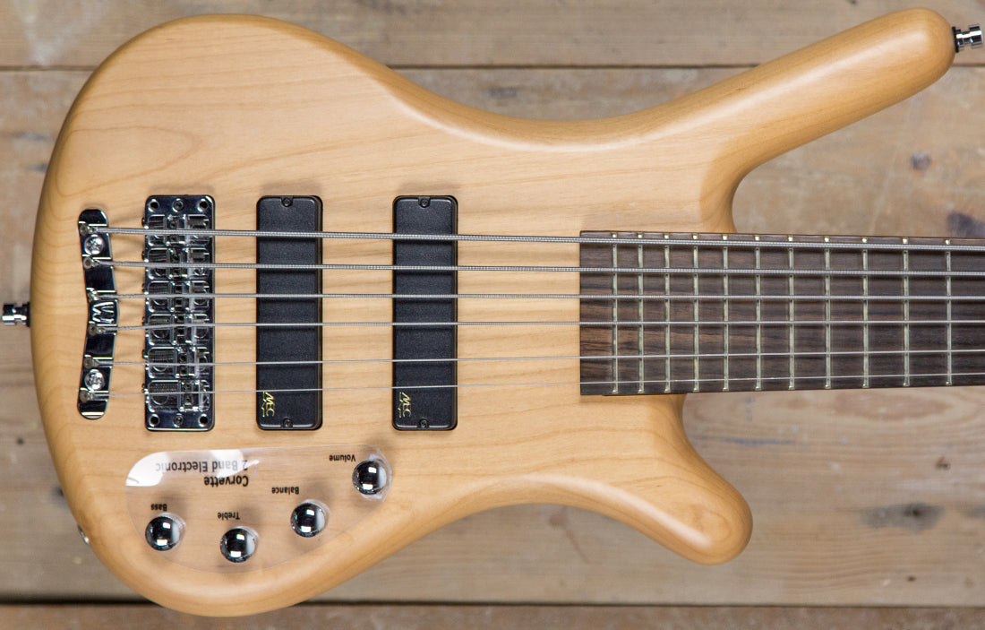 Warwick Rockbass Corvette 6 - The Bass Gallery