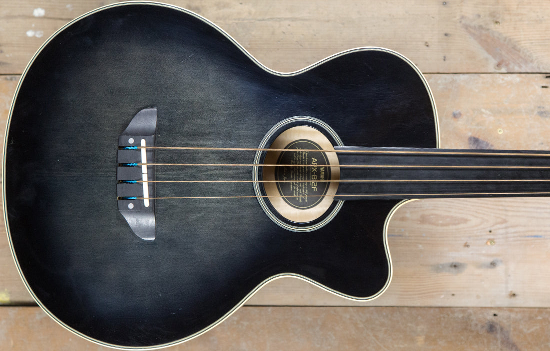 Yamaha APX B12F - The Bass Gallery