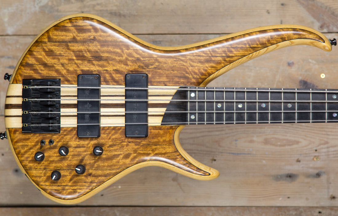 Sei Bass Flamboyant - The Bass Gallery