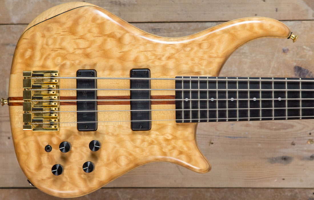 Pedulla Thunder Bass - The Bass Gallery