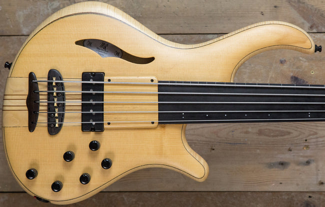 Mayones Patriot MR Signature - The Bass Gallery