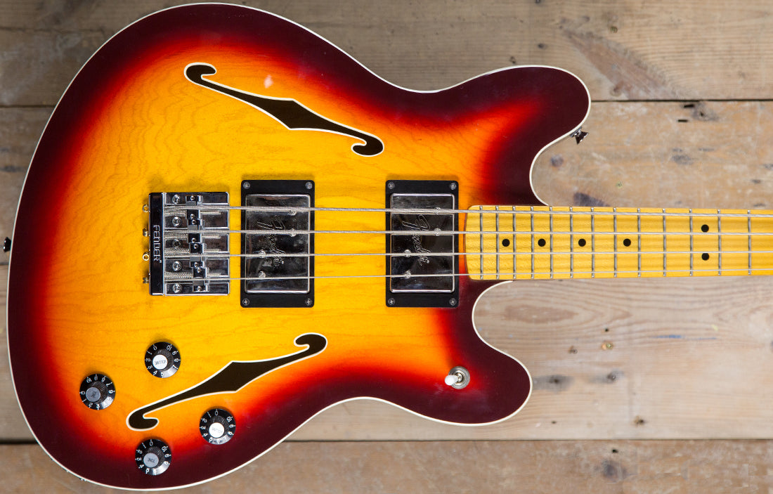 Fender Starcaster Bass - The Bass Gallery