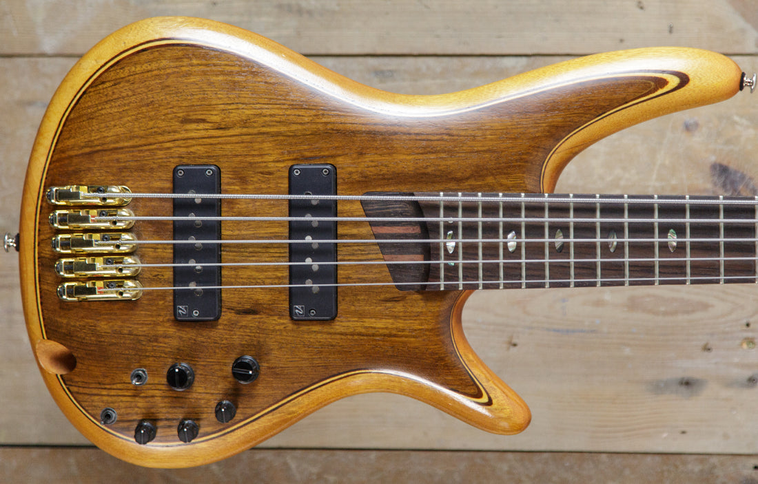 Ibanez SR1205 - The Bass Gallery