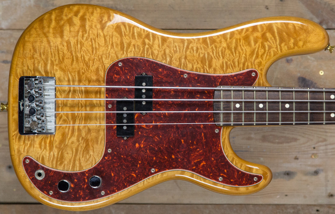 Fender Precision Elite - The Bass Gallery